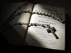 Hymnal and Rosary