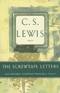 "Cover of ""The Screwtape Letters"""