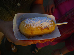 A Real Deep-fried Twinkie
