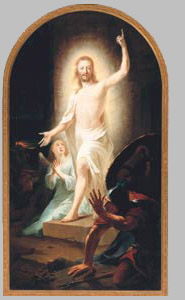 Jesus Resurrection 1778
