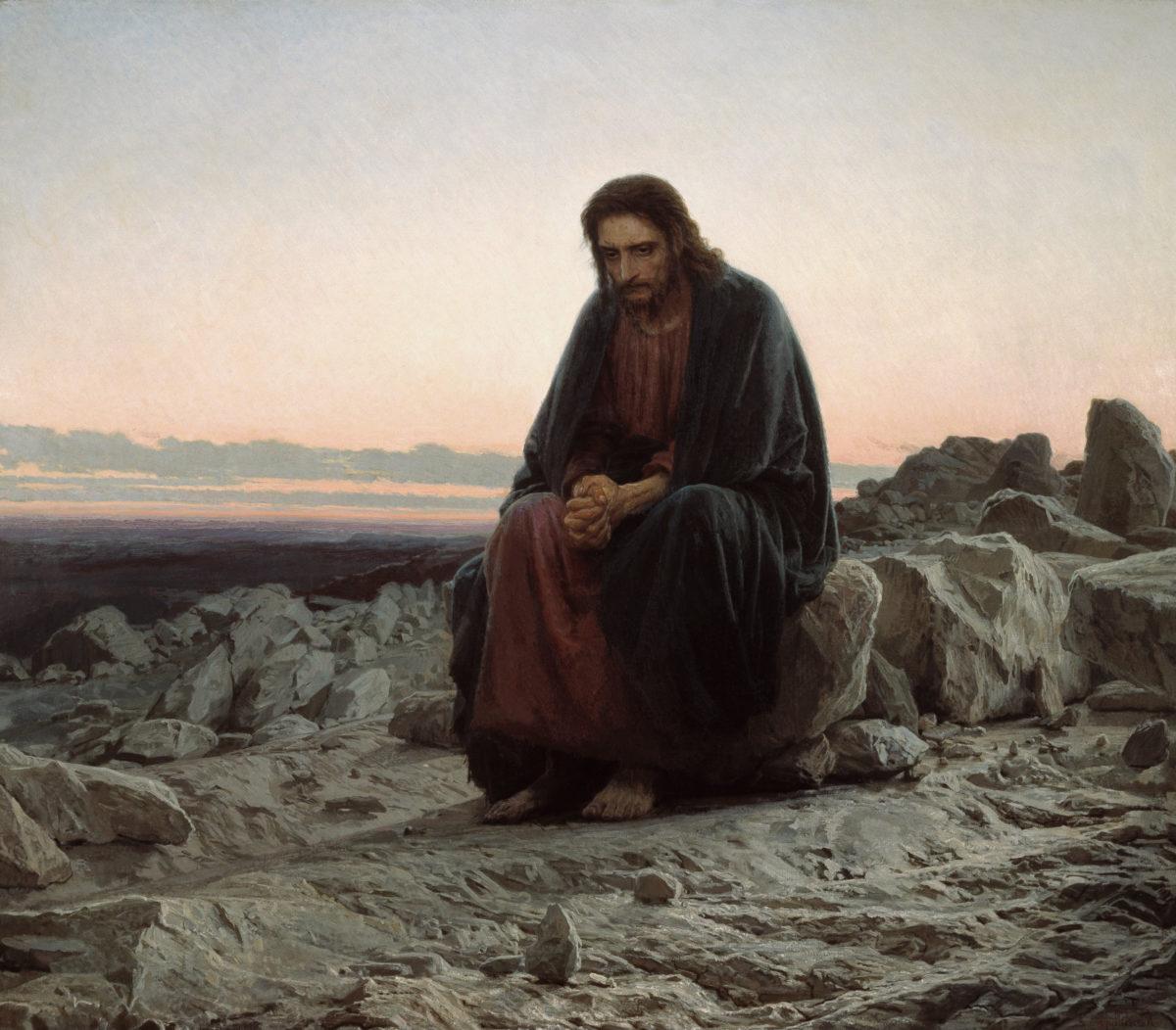And Jesus Wept…