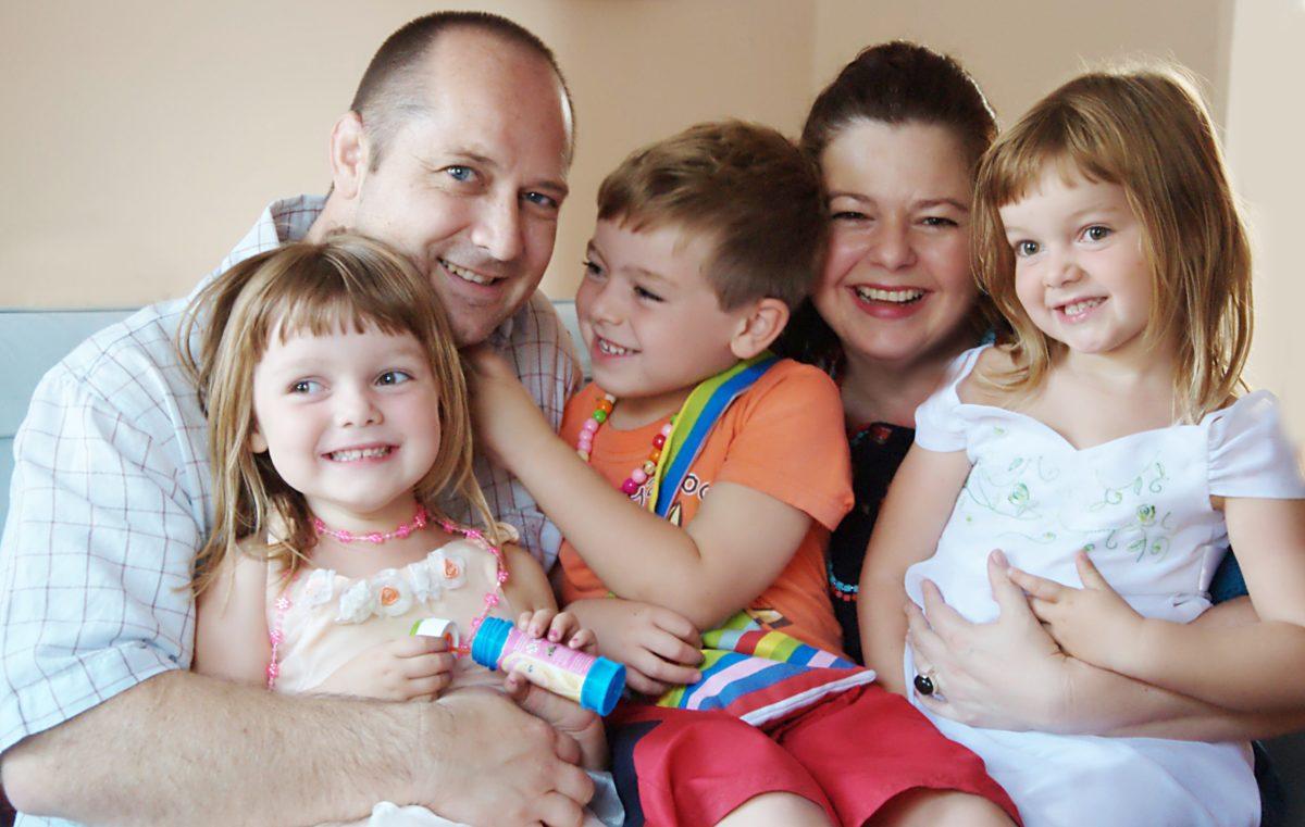 Imitating Heaven by Creating a Joyful Family Life
