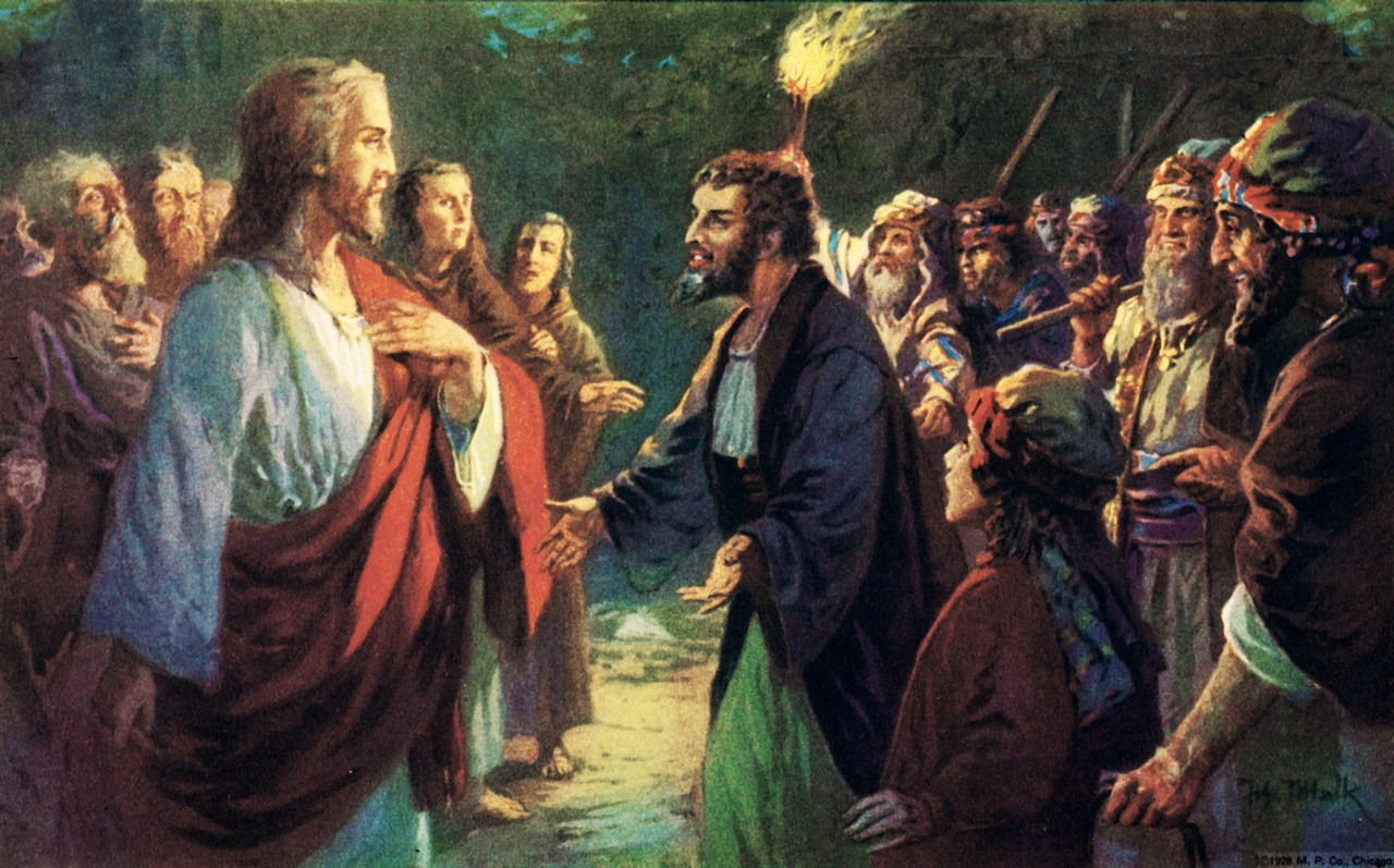 To be or to act. What the Pharisee chose, and what we choose