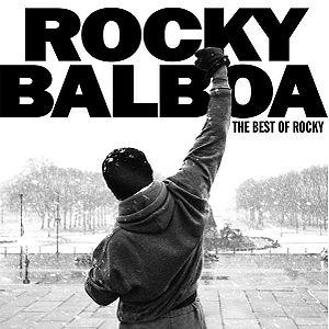 Rocky Balboa: The Best of Rocky album cover