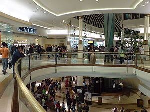 Chadstone Shopping Centre during busy all-nigh...