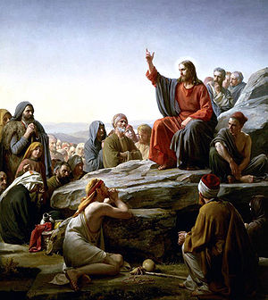 Christians believe that Jesus is the mediator ...