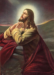 If Jesus was God, why did he pray to himself?