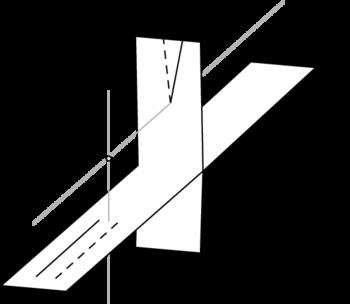 English: This is a diagram describing the line...
