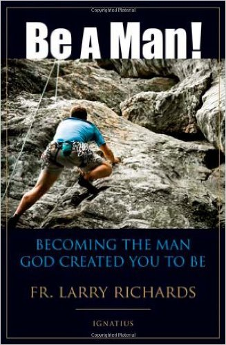 Book Review: Be a Man