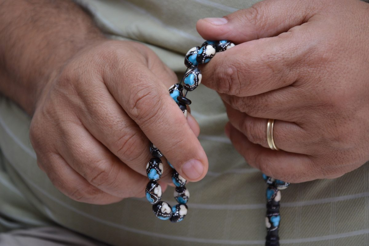 Coping with the Church Scandal One Rosary Bead at a Time