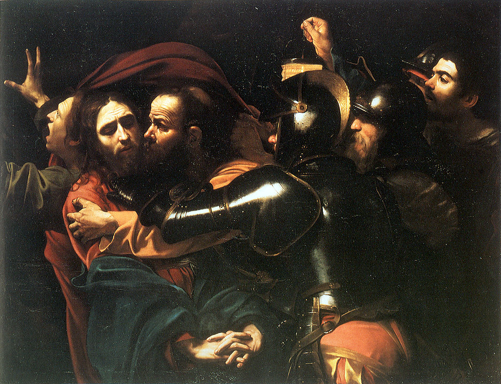 What Jesus' Arrest Tells us About Those Critical of the Church
