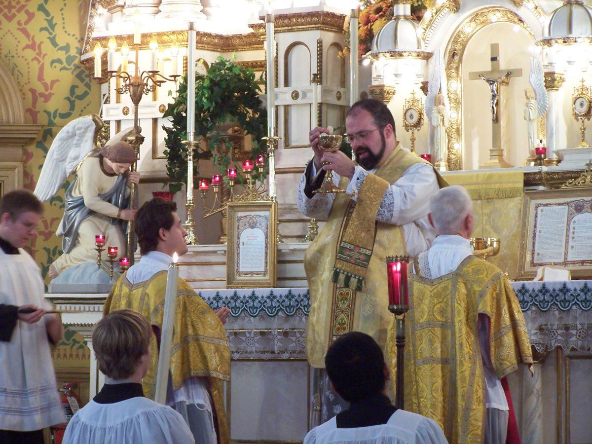 Come to Jesus in the Eucharist Prepared