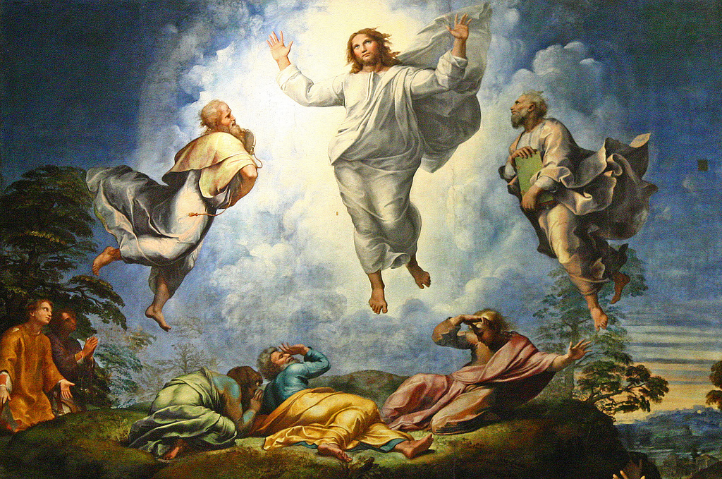 The Transfiguration and the Awe of Catholicism