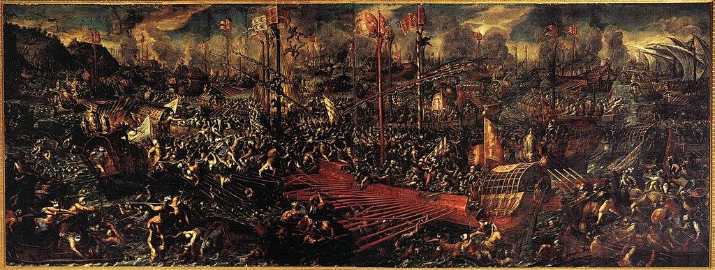 Lepanto and The Feast of the Rosary