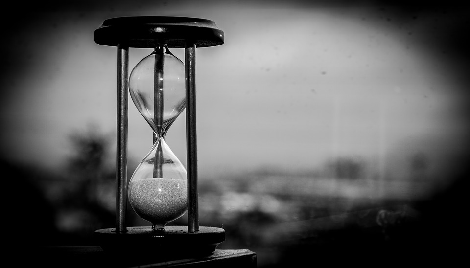 God's Time is not Our Time