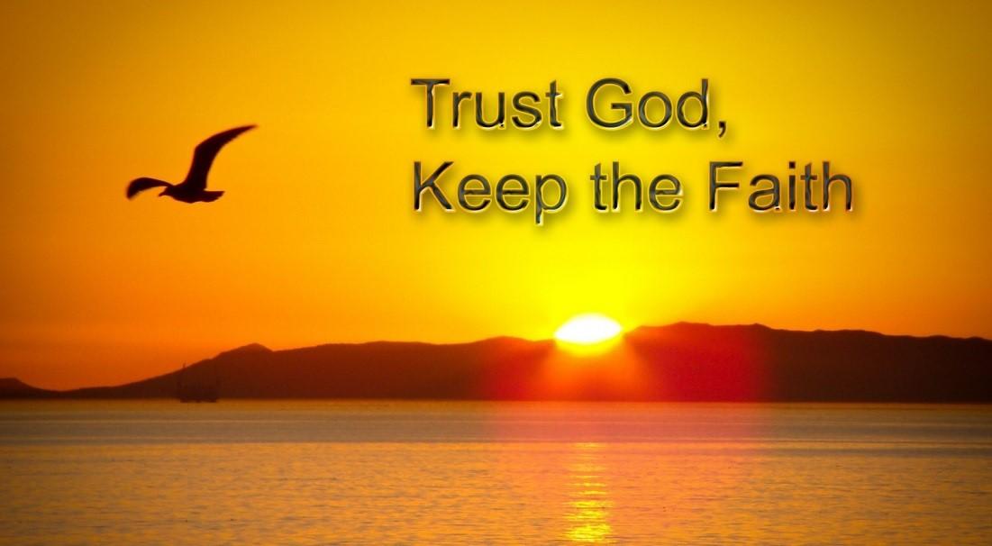 The First Secret of Spiritual Warfare: Total Trust in God