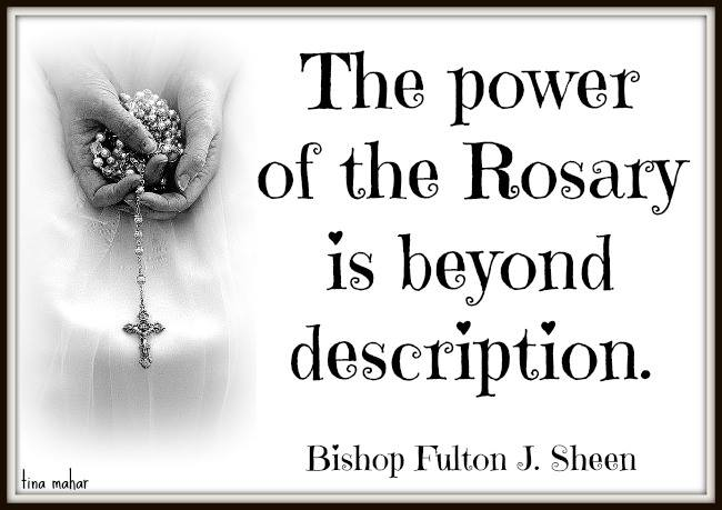 Why You Should Fill Your Soul with the Rosary