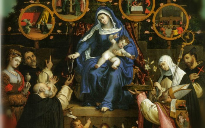 Rosary Prayer Resources for the Month of May