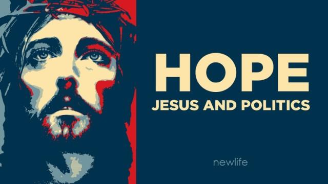 Jesus Is Not a Politician