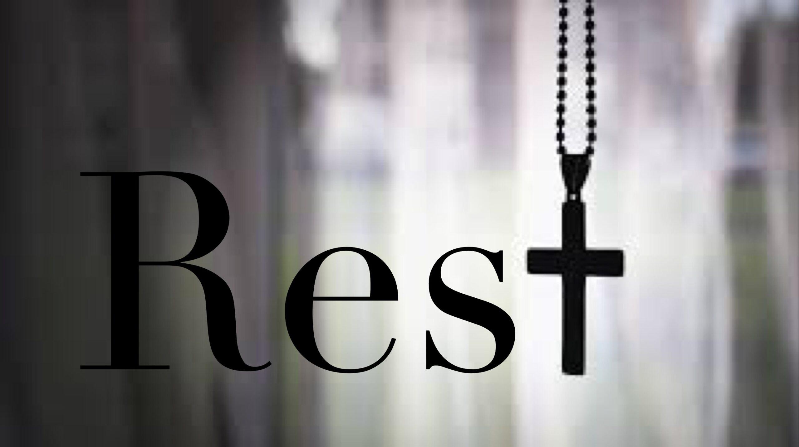 Honor God by Resting on Sundays