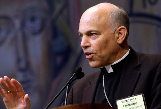 Awesome Letter for the Archbishop of San Francisco